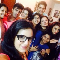Deepshikha Nagpal throws Party for her Ex Co-Contestant of Bigg Boss
