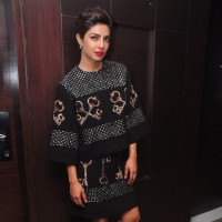 Priyanka Chopra at the Launch of the New Edition of the Filmfare Awards