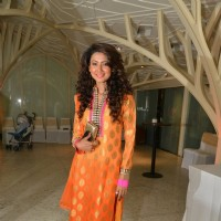 Nigaar Khan at Purbi Joshi & Valentino's Wedding