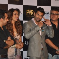 Karan Singh Grover addresses the Trailer Launch of Alone