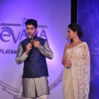 Amrita Puri Unveils the Evara Collection by Platinum Guild India