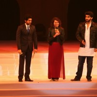 Sonakshi & Arjun promote Tevar at the 5th Annual Kabaddi World Cup