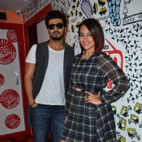 Promotion of Tevar on 93.5 Red FM