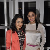 Shruti Ulfat & Chitrashi Rawat were seen at the Launch of Munisha Khatwani's Tarot Predictions 2015