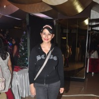 Manisha Koirala poses for the media at the Special Screening of P.K.