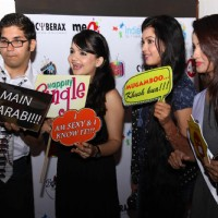TV Celebs pose with quirky props at India-Forums 11th Anniversary Bash
