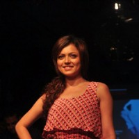 Drashti Dhami in LFW at Nupur Payal's show