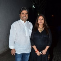Vishal & Rekha Bhardwaj at the Premier of Ugly