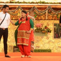 Kiku Sharda aka Palak performs an act inside Bigg Boss 8 House