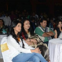 Jennifer Winget at the launch of Mahakumbh.