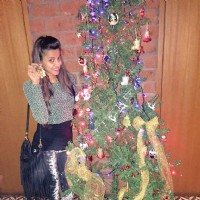 Vrinda Dawda Celebrates Christmas