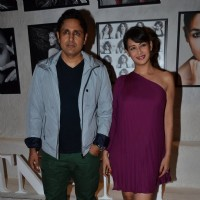 Preeti Jhangiani and Parvin Dabas pose for the media at Dabboo Ratnani's Calendar Launch