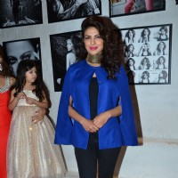 Priyanka Chopra poses for the media at Dabboo Ratnani's Calendar Launch