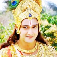 Saurabh Raj Jain as Krishna in Star Plus Mahabharat