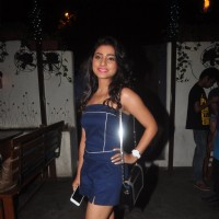 Neha Marda was at Mohit Malik's Birthday Bash