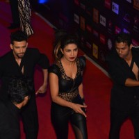 Priyanka Chopra was snapped at Star Guild Awards