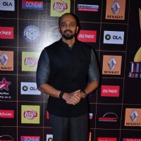 Rohit Shetty was seen at the Star Guild Awards