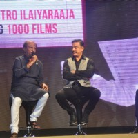 Rajinikanth interacts with the audience at the Music Launch of Shamitabh