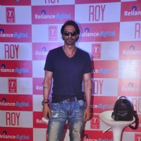 Arjun Rampal was at the Promotions of Roy