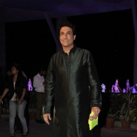 Shiamak Davar at Smita Thackerey's Son's Wedding Reception