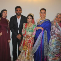 Producer Krishna Choudhary's Daughter's Wedding