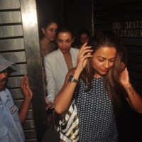 Celebs snapped at Zoya Akhtar's Birthday Bash