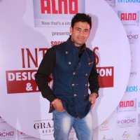 Sangram Singh was at the Society Interiors Design Competition & Awards 2015