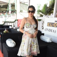 Sumona Chakravarti was at the Poonawalla Breeders' Multi-Million