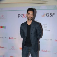Angad Bedi at the Shaadi.com Fashion Show