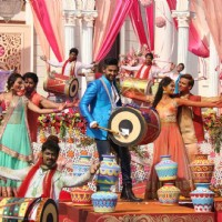 The stars of Zee TV celebrate Holi Bemisaal