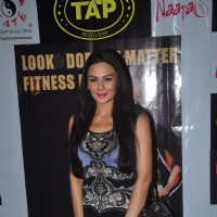 Aanchal Kumar at the MFT Fitness Bash