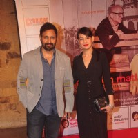 Parvin Dabas and Preeti Jhangiani were at the Premier of the Play Mera Woh Matlab Nahi Tha