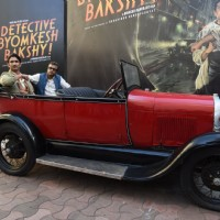 Second Trailer Launch of Detective Byomkesh Bakshy!