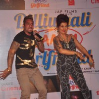 Jazzy B performs at the Music Launch of Dilliwaali Zaalim Girlfriend