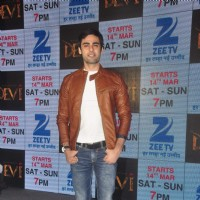 Varun Kapoor poses for the media at the Launch of Maharakshak Devi