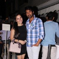 Kanchi Kaul and Shabbir Ahluwalia were at Candice Pinto's Birthday Bash