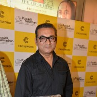 Abhijeet Bhattacharya at Ananya Bannerjee's Book Launch