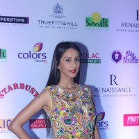 Chahatt Khanna was seen at Smile Foundation's Charity Fashion Show with True Fitt and Hill Styling