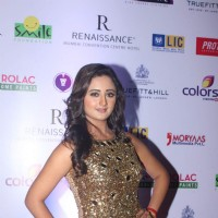 Rashmi Desai at the Smile Foundation Charity Fashion Show with True Fitt and Hill Styling