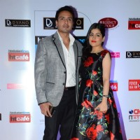 Iqbal Khan was seen at the HT Style Awards 2015