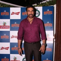 Mukesh Rishi poses for the media at the Launch of The House Restaurant