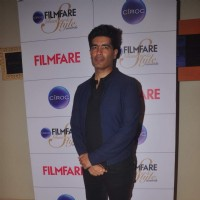 Manish Malhotra poses for the media at Cover Launch of Ciroc Filmfare Glamour & Style Awards Issue