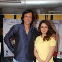 Kay Kay Menon and Tisca Chopra at the DVD Launch of Rahasya