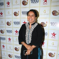 Neelu Vaghela was at the Celebration of Diya Aur Baati Hum's 1000 Episodes Completion