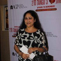 Jayati Bhatia was at the 50th Show of Ashvin Gidwani's Play 'Two To Tango Three To Jive'