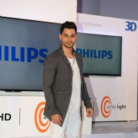 Kunal Khemu poses at the Launch of the Latest 4K Ultra HD TV