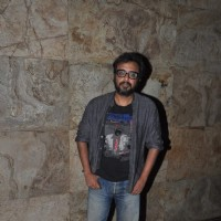 Dibakar Banerjee at Special Screening of Margarita with a Straw
