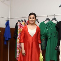 Simone Singh at Vizyon's SS15 Collection Preview