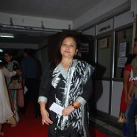 Smita Jaykar at Zikr Tera, a Concert for Underprivileged People