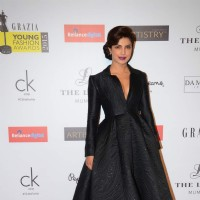 Priyanka Chopra at Grazia Young Fashion Awards